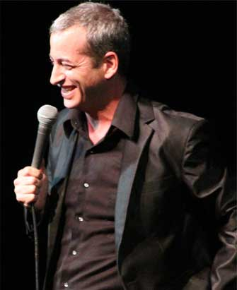 Stand-Up Comedian Ron Feingold